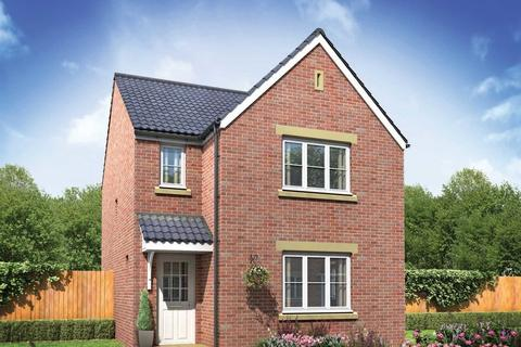 3 bedroom detached house for sale - Plot 252, The Hatfield Corner at Udall Grange, Eccleshall Road ST15