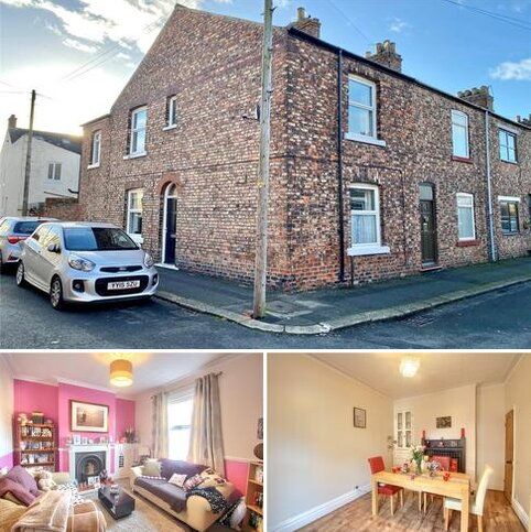 2 bedroom end of terrace house for sale - Myrtle Road, Eaglescliffe