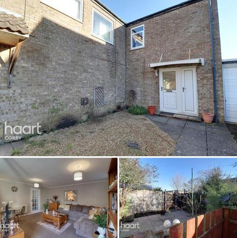 3 bedroom semi-detached house for sale - Bamburg Close, Corby