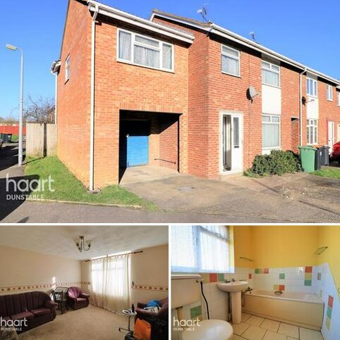 5 bedroom end of terrace house for sale - Tithe Farm Road, Dunstable
