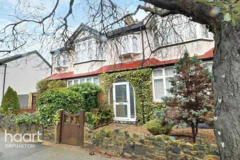 4 bedroom terraced house for sale - Knowle Road, BROMLEY