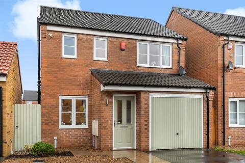 3 bedroom detached house for sale - Shelduck Way, Scunthorpe, Scunthorpe, DN16 3FY