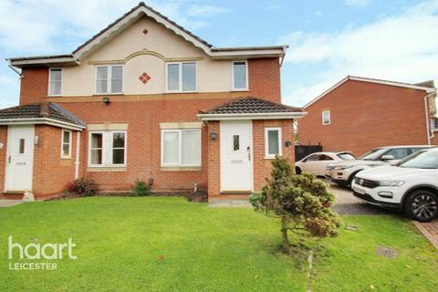 3 bedroom semi-detached house for sale - Alcott Close, Leicester