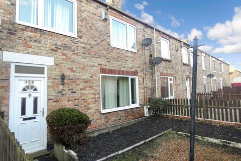2 bedroom terraced house to rent - Pont Street, Ashington, Northumberland, NE63 0PX