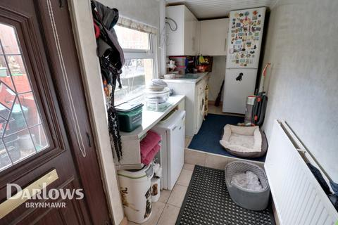 3 bedroom terraced house for sale - The Walk, Nantyglo
