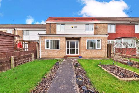 2 bedroom terraced house for sale - Ashworthy Close, Bransholme, Hull, HU7