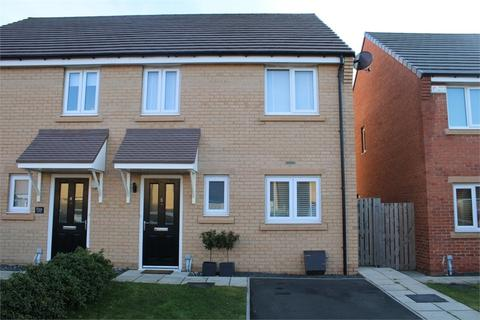 3 bedroom semi-detached house for sale - Crosslands Court, Newcastle upon Tyne, Tyne and Wear