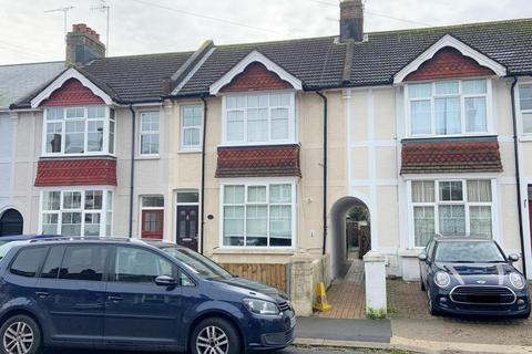 2 bedroom terraced house for sale - 23 Canterbury Road, Worthing, West Sussex