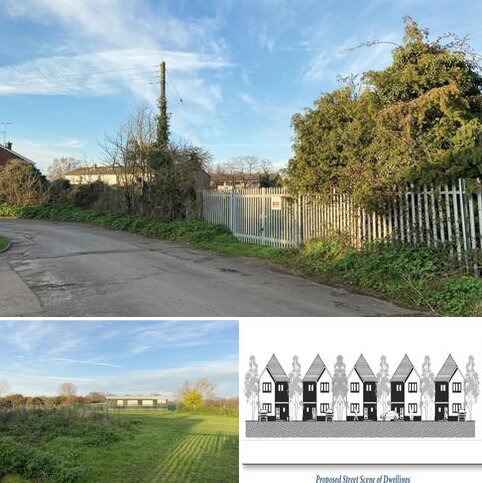 4 bedroom property with land for sale - Land, Port Victoria Road, Isle Of Grain, Rochester, Kent