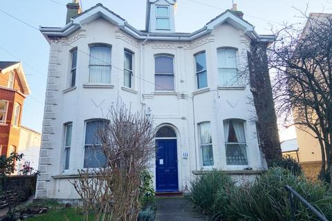1 bedroom ground floor flat for sale - Flat 1, 135 Park Road, Worthing, West Sussex