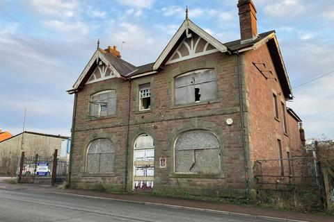 Residential development for sale - The Railway Tavern, Station Street, Cinderford, Gloucestershire