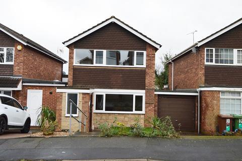 3 bedroom link detached house - Roseway, Rugeley