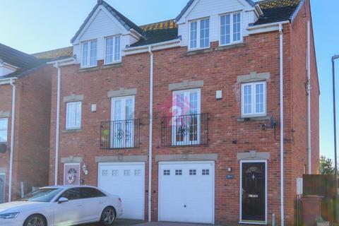 4 bedroom semi-detached house for sale - Meadowgate Park, Killamarsh, Sheffield, S21