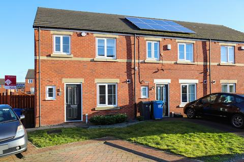 3 bedroom end of terrace house for sale - Robinson Avenue, Darnall, Sheffield