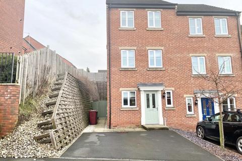 4 bedroom townhouse for sale - East Street, Doe Lea, Chesterfield
