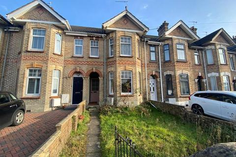 2 bedroom terraced house for sale - Salterns Road, Whitecliff, Poole, Dorset, BH14