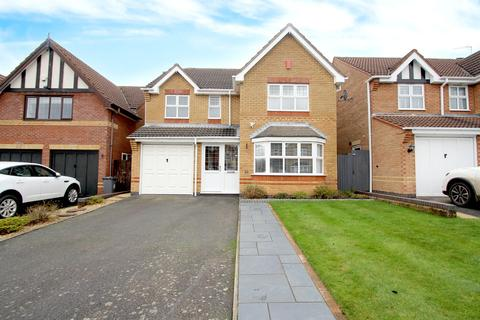 4 bedroom detached house for sale - Shortfield Close, Balsall Common, Coventry