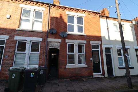 2 bedroom terraced house for sale - Judges Street, Loughborough