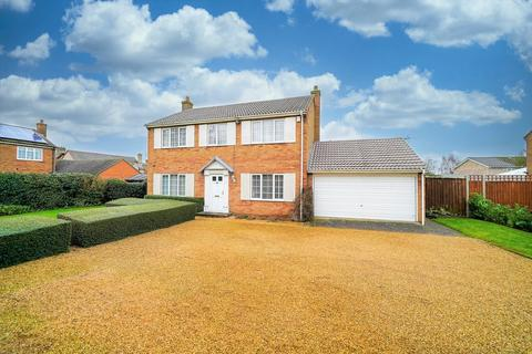 4 bedroom detached house for sale - Sayers Court, Huntingdon