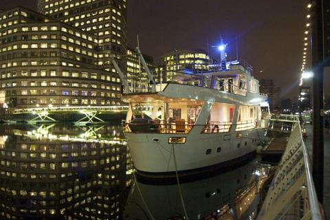 5 bedroom houseboat to rent - Canary Wharf, Canary Wharf