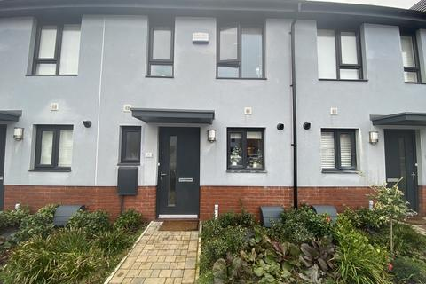 2 bedroom end of terrace house - Clos Dinas, The Quays