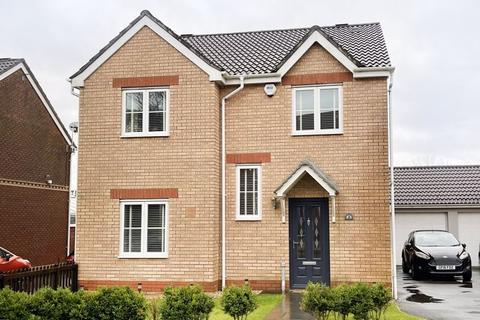 4 bedroom detached house for sale - Hill Court Broadlands Bridgend CF31 5BX