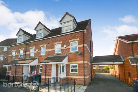 3 bedroom terraced house for sale - The Mount, Woodlaithes Village