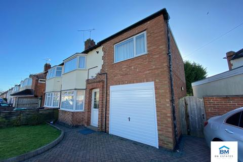 4 bedroom semi-detached house to rent - Kingston Avenue, Wigston, LE18