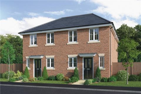 2 bedroom semi-detached house for sale - Plot 162, Belmont at Spinners Croft, Platt Lane, Keyworth NG12