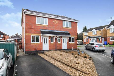 3 bedroom semi-detached house to rent - Bronte Grove, Milton, Staffordshire, ST2