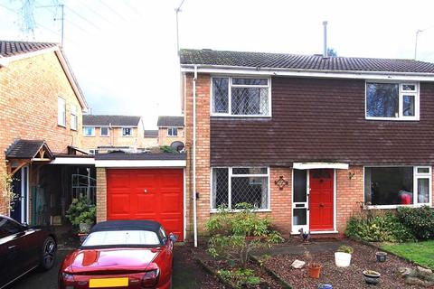 3 bedroom semi-detached house for sale - WOMBOURNE, Stoneybrook Leys