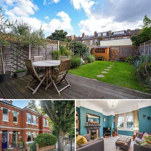 3 bedroom terraced house for sale - Regina Terrace, London, W13