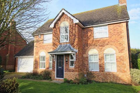 4 bedroom detached house for sale - George Lane, Walkington, Beverley