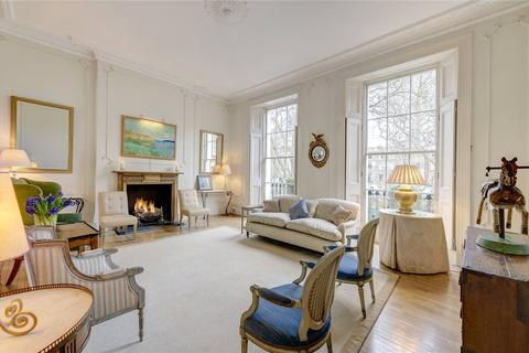 6 bedroom terraced house for sale - Connaught Square, Connaught Village, London, W2