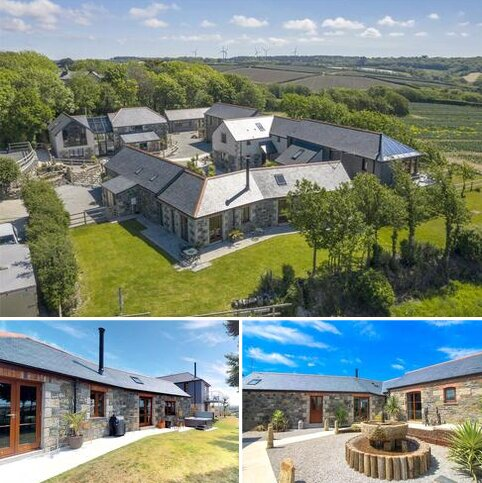 3 bedroom character property for sale - Nanfant Barns, Churchtown, Helston, Cornwall, TR12