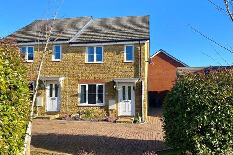 2 bedroom semi-detached house for sale - Charlesby Drive, Watchfield, SN6