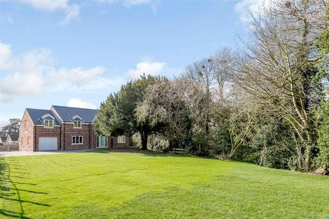 5 bedroom detached house for sale - Library House, Church Road, Skellingthorpe, Lincoln, LN6