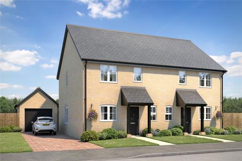 3 bedroom semi-detached house for sale - Plot 80, Ellingham Green, Great Ellingham, Attleborough, NR17