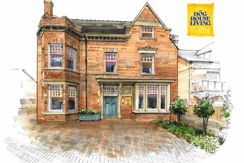 4 bedroom flat to rent - The Mutt Mansion, The Avenue, LN1