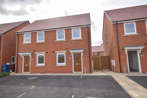 2 bedroom semi-detached house for sale - Foxfield Way, West Bridgford, Nottingham