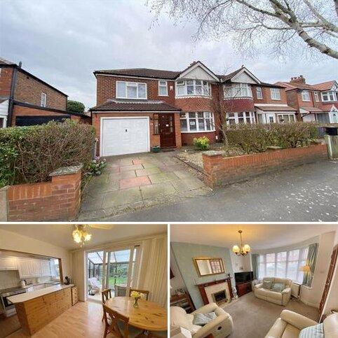 4 bedroom semi-detached house for sale - Crofton Avenue, Timperley, Altrincham