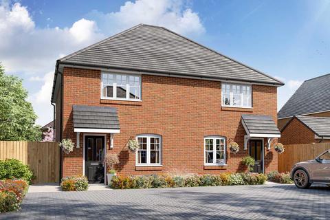 2 bedroom semi-detached house for sale - Plot 94, The Fontwell at Limewood Grange, Allington Lane, Fair Oak, Hampshire SO50