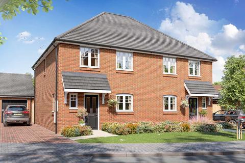 3 bedroom semi-detached house for sale - Plot 89, The Elmslie at Limewood Grange, Allington Lane, Fair Oak, Hampshire SO50
