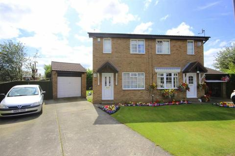 2 bedroom semi-detached house to rent - Stanhope Close, Meadowfield, Durham