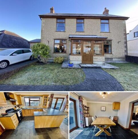 4 bedroom detached house for sale - Hendy Road, Penclawdd, Swansea