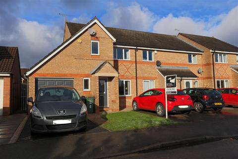 3 bedroom end of terrace house to rent - Darien Way, Thorpe Astley