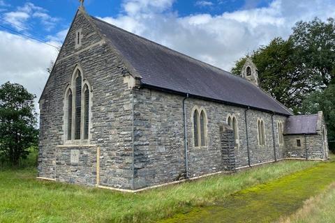 Detached house for sale - Terrace Road, Pontrhydfendigaid, SY25