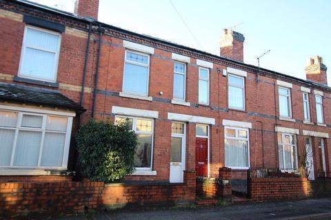 2 bedroom terraced house - Badger Avenue, Crewe