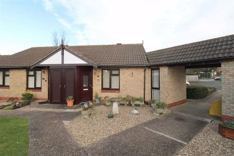 2 bedroom semi-detached bungalow for sale - Curzon Close, Burbage, Leicestershire