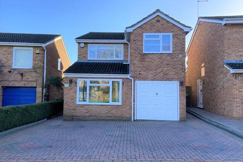 4 bedroom detached house - Lasne Crescent, Brockworth, Gloucester
